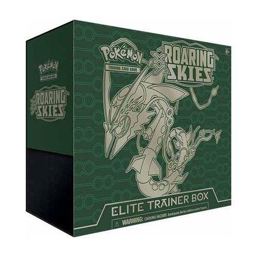 Nintendo Pokémon XY 6 Roaring Skies Elite Trainer Box cena od 0 Kč
