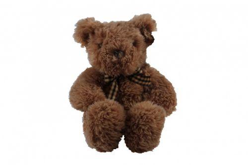 Alltoys Medvídek s kostkovanou mašlí cena od 359 Kč