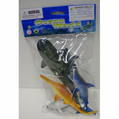 Alltoys Mořská zvířata cena od 180 Kč
