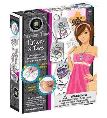 EPline Fashion Time Výroba tetování a přívěsků cena od 222 Kč