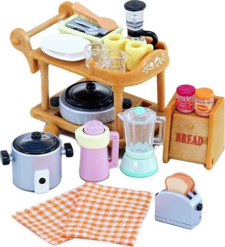 Sylvanian Families Kuchyňské nádobí cena od 149 Kč