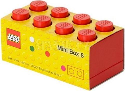 Lego Mini Box 46x92x51 mm cena od 73 Kč