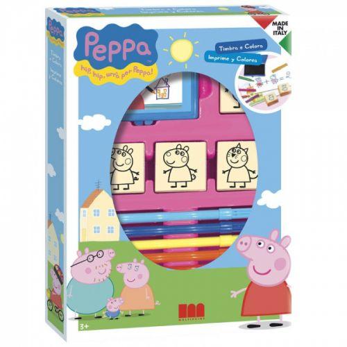 HM Studio: Razítka Pig Peppa,box 4ks cena od 197 Kč