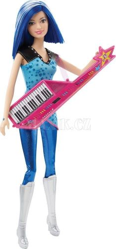 Barbie Rock 'N Royals Rockerka