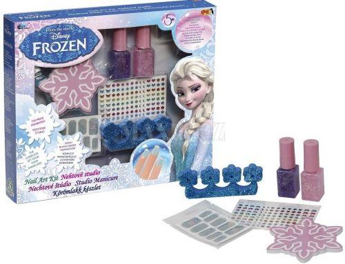 EPline Disney Frozen Třpytivá sada Nehtové studio