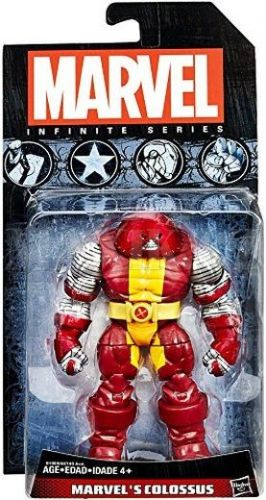 Hasbro Marvel Avengers figurka Marvels Colossus 10 cm cena od 0 Kč