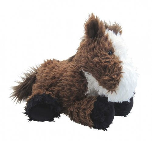 Alltoys Koník plyšový raggamuffin ležící 35 cm cena od 344 Kč