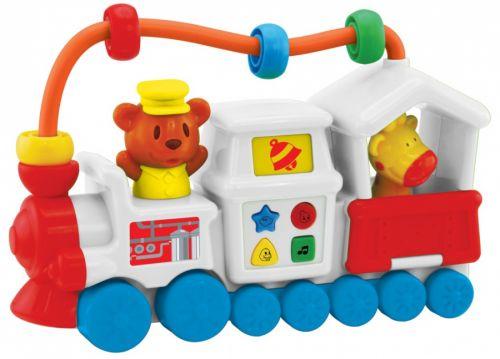 Alltoys Hudební lokomotiva cena od 399 Kč