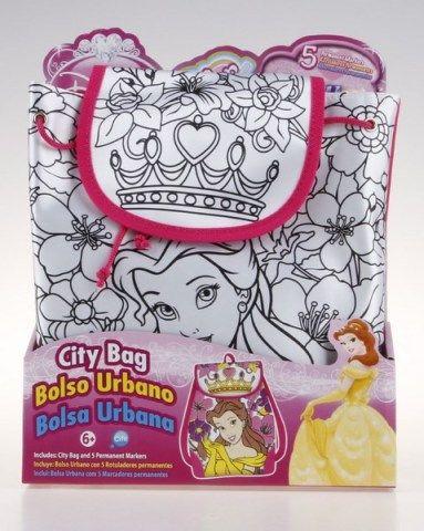 Alltoys Color Me Mine batůžek Princess cena od 345 Kč