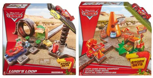 Mattel Cars set Kardanová Lhota cena od 654 Kč