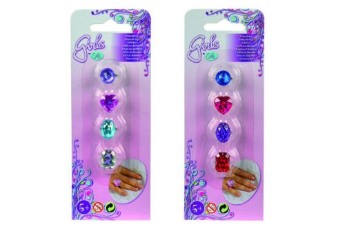 SIMBA Sada prstýnků pro holčičky cena od 35 Kč