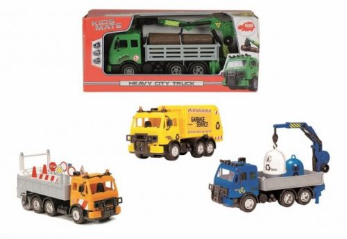 DICKIE Heavy City Truck 25 cm cena od 234 Kč