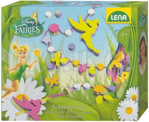 Lena Disney Fairies Pěnové perly Víly cena od 139 Kč