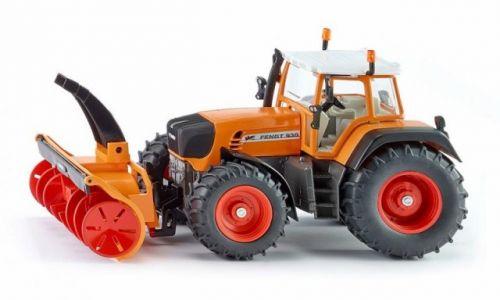 SIKU Farmer Traktor se sněhovou frézou 1:32 cena od 795 Kč