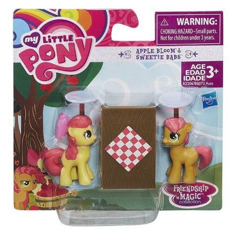 HASBRO My Little Pony FIM SBĚRATELSKÝ HRACÍ SADA cena od 112 Kč
