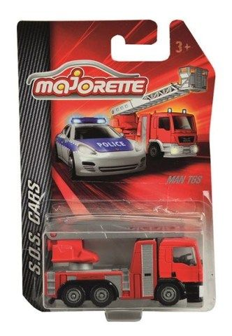 MAJORETTE Auto hasiči ambulance kovové
