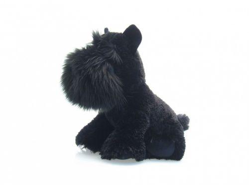 Alltoys Pes plyšový skotský terier 30 cm cena od 185 Kč