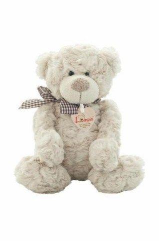 LUMPIN Medvěd Spencer s mašlí 36 cm cena od 239 Kč