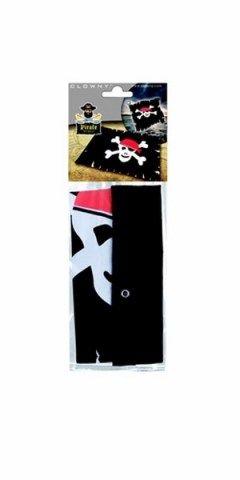 SES Pirátská vlajka cena od 129 Kč
