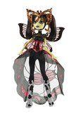Mattel Monster High Luna Mothews Boo York 2015 cena od 799 Kč