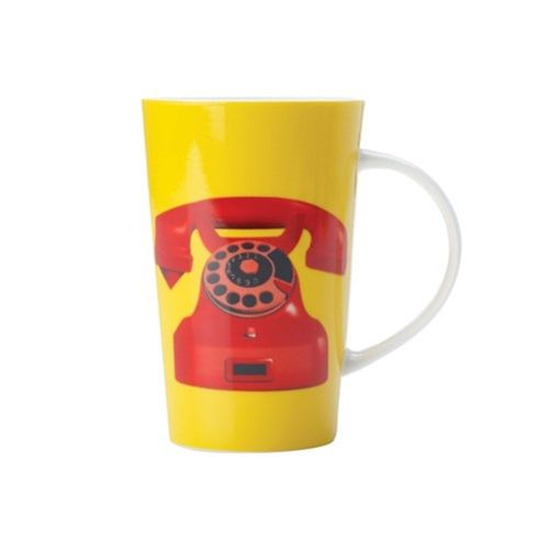 Maxwell & Williams Dial Tone Conical Mug 420 ml cena od 169 Kč