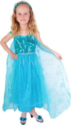Rappa Kostým princezna zimní Eliška Deluxe cena od 299 Kč