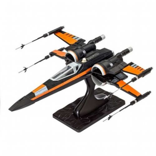 Revell EasyKit Star Wars Poe's X-Wing Fighter