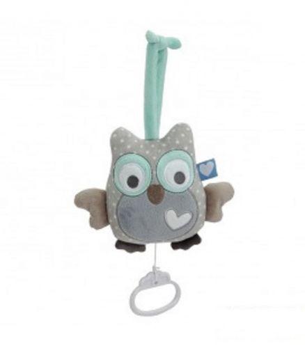 TIAMO OWL FAMILY Hrající hračka