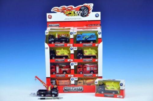 MIKRO TRADING Auto nákladní 12 cm cena od 93 Kč