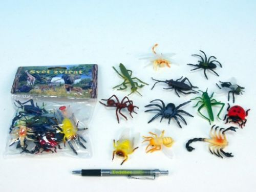 MIKRO TRADING Hmyz plast 5 cm cena od 69 Kč