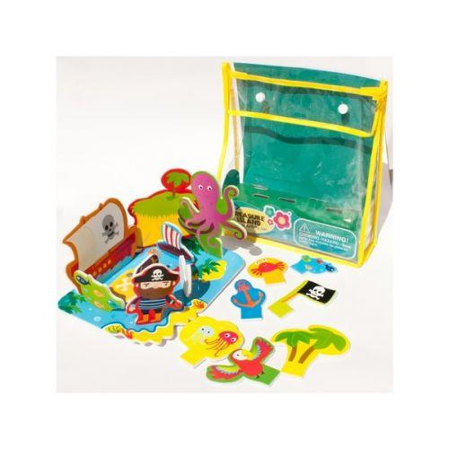MeadowKids Pěnové hračky do vany Ostrov pokladů cena od 281 Kč