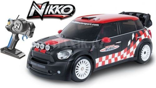 Nikko Mini Countryman WRC