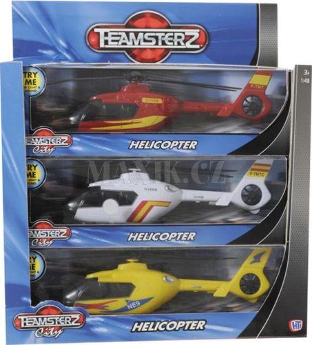 Halsall Vrtulník Teamsterz se zvukem cena od 0 Kč