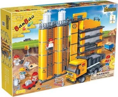 Banbao Stavba 8532