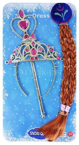 Rappa Příčesek s doplňky pro princeznu Aničku cena od 110 Kč