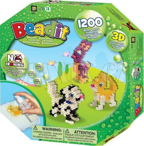 EPline Beadit 3D mazlíčci cena od 398 Kč