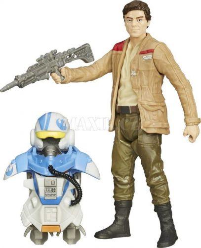 Hasbro Star Wars Epizoda 7 Obrněná figurka Poe Dameron cena od 279 Kč