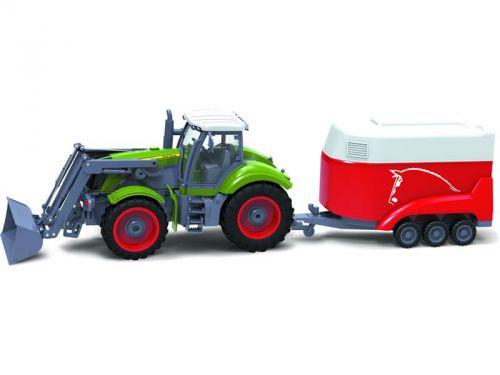 Buddy Toys BRC 28. 611 RC Traktor cena od 829 Kč