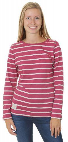 Brakeburn Yarn Dyed Stripe LS triko