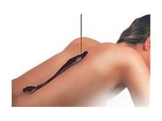 AWA Čokoládová masáž + částečný zábal + peeling