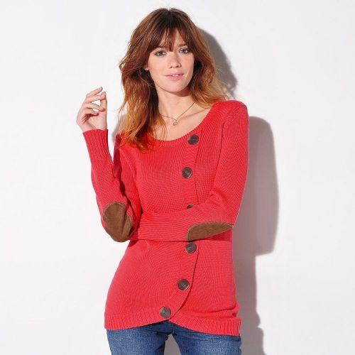 BLANCHEPORTE Asymetrický pulovr