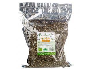 Allnature Bio Chia semínka 500 g cena od 69 Kč