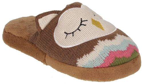 Aroma Home Slippers Owl boty