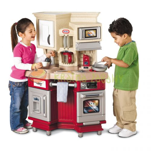 Little Tikes Retro kuchyňka se zvukem