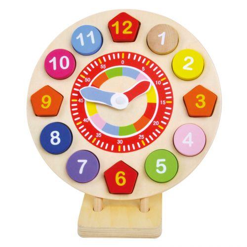Bino Hodiny puzzle cena od 267 Kč