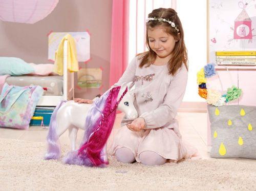 Zapf Creation Baby Born Pohádkový jednorožec 820711 cena od 0 Kč