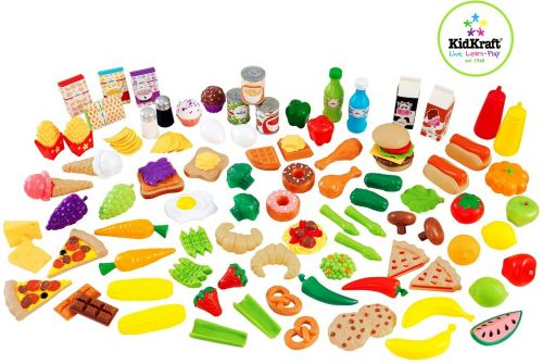 KidKraft Set potravin DELUXE TASTY TREAT Pretend PLAY FOOD SET cena od 807 Kč