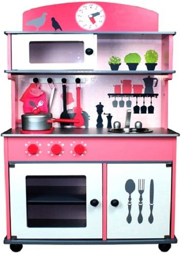 Aga4Kids Kuchyňka PINK HOME KITCHEN