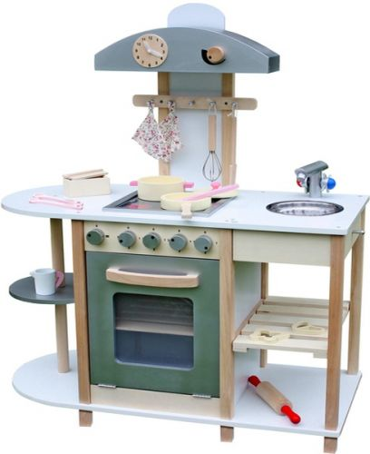 Aga4Kids Kuchyňka WHITE COOK SET