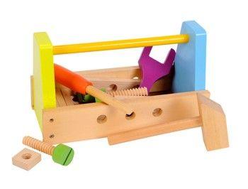 Eichhorn Dřevěný box na nářadí cena od 256 Kč